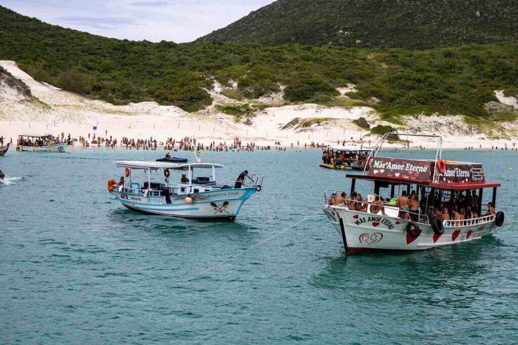viaje a playas de brasil